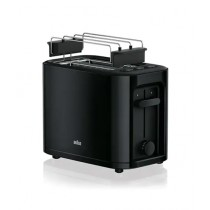 Braun PurEase Toaster Black (HT-3010)