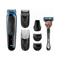 Braun Trimmer with 4 Guide Combs (MGK3045)
