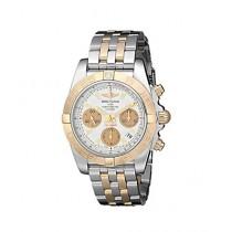 605926a1a83 Breitling Chronomat Men s Watch Two-Tone (CB014012-G713TT)
