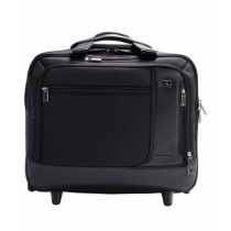 Brenthaven Broadmore Wheeled Case for 13-inch MacBook Air Black (1804)