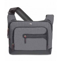 Brenthaven New Collins Courier Bag for Surface Pro 3 Graphite (1953)