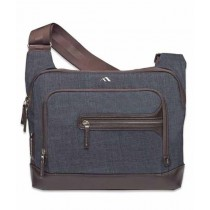 Brenthaven New Collins Courier Bag for Surface Pro 3 Indigo (1952)