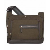 Brenthaven Collins Limited Edition Courier Bag for iPad Mini 4 Forest (1945)