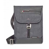 Brenthaven New Collins Messenger Case for iPad Pro Graphite (1957)