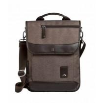 Brenthaven Medina Messenger Bag for iPad Pro Chestnut (2331)