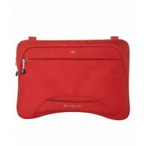 Brenthaven Tred Sleeve Plus Bag for 13-inch MacBook Pro Red (2537)