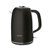 Breville Colour Notes Kettle 1.7 Ltr Black (VKJ928)