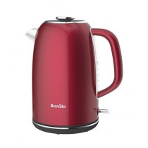 Breville Colour Notes Kettle 1.7 Ltr Red (VKJ926)