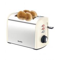 Breville Cream Collection 2 Slice Toaster (VTT490)