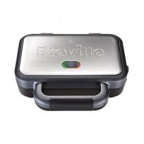 Breville Deep Fill Sandwich Toaster Silver (VST041)