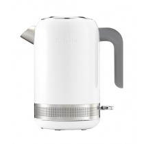 Breville High Gloss Kettle 1.7 Ltr White (VKJ946)