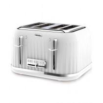 Breville Impressions 4 Slice Toaster White (VTT470)
