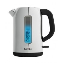 Breville Outline Polished Jug Kettle 1.7L Silver (VKJ984)