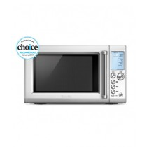 Breville Quick Touch Stainless Microwave Oven 34Ltr (BMO735BSS)