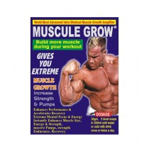 Bright Traders Chocolate Flavour Muscle Grow Powder