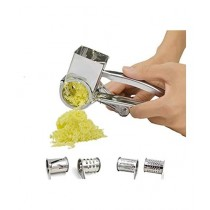 Brillint Chice Rotary Grater Multi Vegetable Chopper