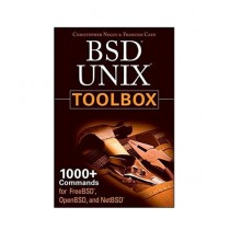 BSD UNIX Toolbox Book 1st Edition