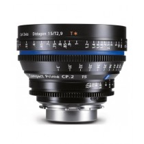 Zeiss Compact Prime CP.2 15mm/T2.9 EF Mount with Imperial Markings