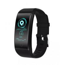 Burhani E-Mart Smart Band & Fitness Tracker Black (QW18)
