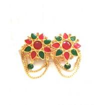 Bushrah Collection Multi Beads Earings