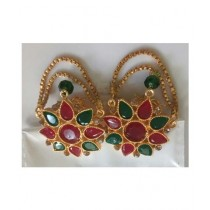 Bushrah Collection Tops Earring (0041)