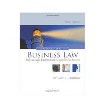 Business Law and the Legal Environment Comprehensive Volume Book 22nd Edition