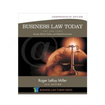 Business Law Today Comprehensive Text and Cases Book 10th Edition