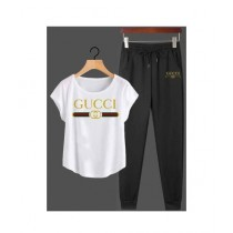 Jafri's Store Gucci Printed Track Suit For Men White (0402)