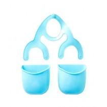 G-Mart 2 Pocket Sink Organizer Blue