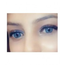 C-Tees Color Cosmetic Contact Lens With Free Kit Blue (0314)