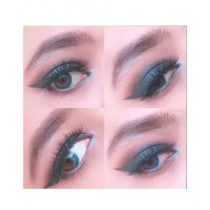 C-Tees Color Cosmetic Contact Lens With Free Kit True Sapphire (0310)