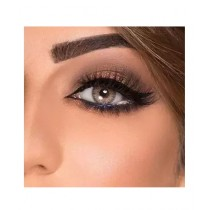 C-Tees Natural Color Contact Lens With Free Kit Grey Caremel (0307)
