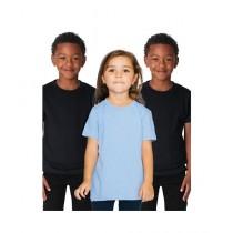 C-Tees Pack Of 3 Plain T-Shirt For Kids Multi (CKT10059)