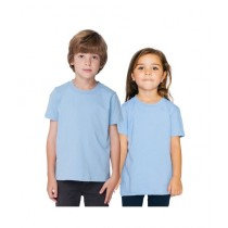 C-Tees Pack Of Two Plain T-Shirt For Kids Blue (CKT10052)