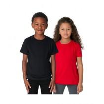 C-Tees Pack Of Two Plain T-Shirt For Kids Multi (CKT10046)