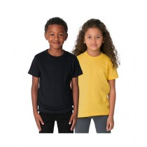 C-Tees Pack Of Two Plain T-Shirt For Kids Multi (CKT10047)