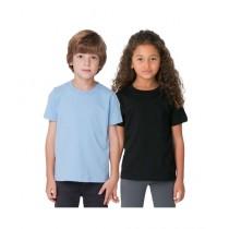 C-Tees Pack Of Two Plain T-Shirt For Kids Multi (CKT10048)