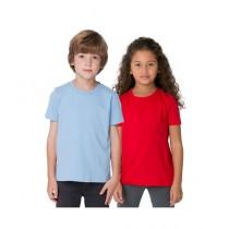 C-Tees Pack Of Two Plain T-Shirt For Kids Multi (CKT10054)