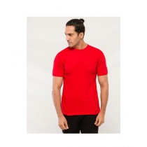 C-Tees Plain Red T-Shirt For Men (CKT10004)