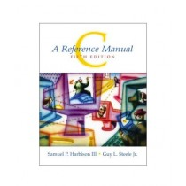 C A Reference Manual Book 5th Edition