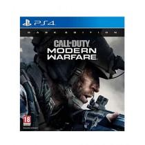 Call of Duty Modern Warfare Dark Edition Game For PS4