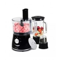 Cambridge 11 in 1 Food Processor Black (FP-2436)
