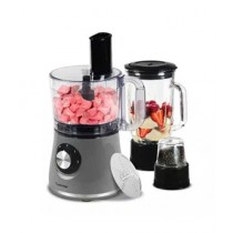 Cambridge 11 in 1 Food Processor Grey (FP-2435)