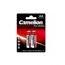Camelion Plus Alkaline AA Batteries Pack Of 2