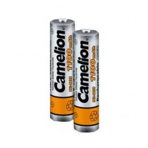Camelion 1100mAh Always Ready Rechargeable AAA Battery Pack of 2