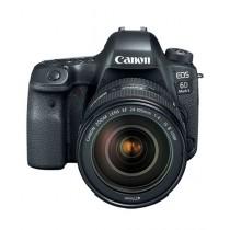 Canon EOS 6D Mark II DSLR Camera with 24-105mm f/4 Lens - MBM Warranty