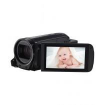 Canon Legria HD Camcorder Black (HF R706)