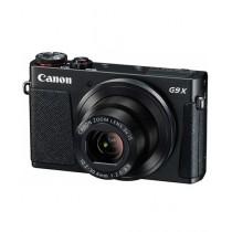 Canon PowerShot G9 X Digital Camera Black