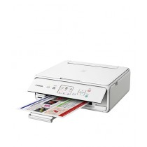 Canon TS Series PIXMA TS5020 Wireless All-in-One Inkjet Printer White