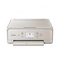 Canon TS Series PIXMA TS6020 Wireless All-in-One Inkjet Printer Gray